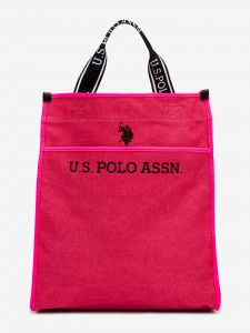 Halifax Taška U.S. Polo Assn Růžová 922364