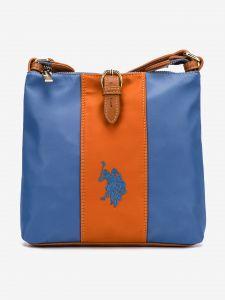 Patterson Cross body bag U.S. Polo Assn Modrá 922553