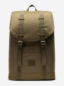 Retreat Medium Batoh Herschel Supply Zelená 923705