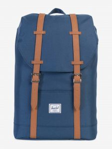 Retreat Medium Batoh Herschel Supply Modrá 923723