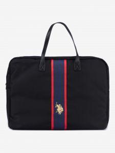 Patterson Cestovní taška U.S. Polo Assn Černá 925033