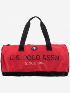 New Bump Sportovní taška U.S. Polo Assn Červená 924986