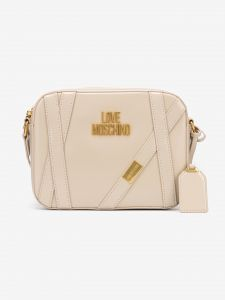 Cross body bag Love Moschino Béžová 940326