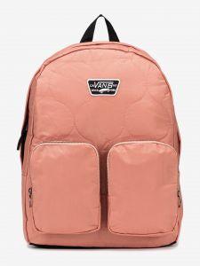 Long Haul Batoh Vans Růžová 942003
