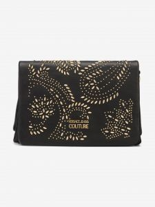 Cross body bag Versace Jeans Couture Černá 957037