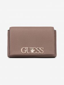 Uptown Chic Mini Cross body bag Guess Hnědá 957381