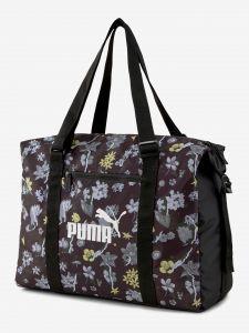 Core Seasonal Duffle Taška Puma Černá 958135