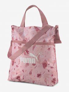 Core Seasonal Shopper Taška Puma Růžová 958137