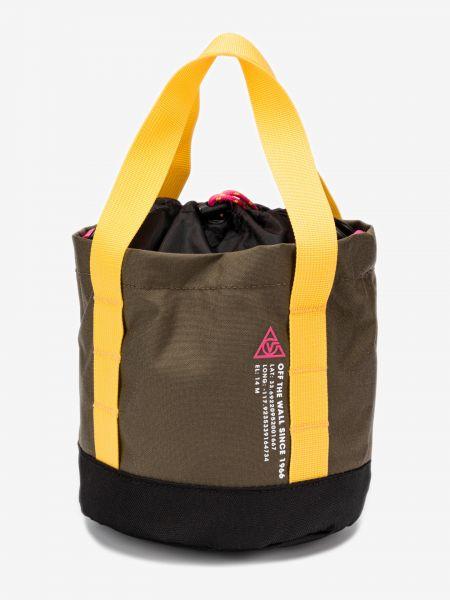 66 Supply Cross body bag Vans Zelená 959536