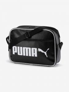 Taška Puma Campus Reporter Retro Černá 762404