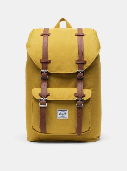 Žlutý batoh Herschel Supply