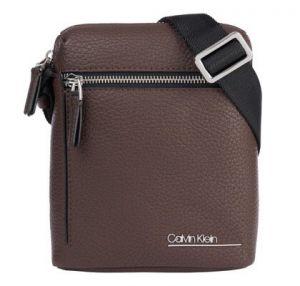 Calvin Klein hnědá pánská taška Reporter