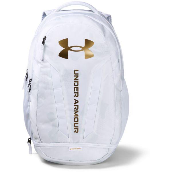 Batoh Under Armour Hustle 5.0 Backpack White – OSFA
