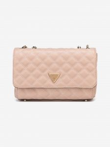 Cessily Cross body bag Guess Růžová 970718