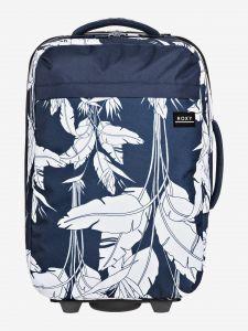Feel The Sky Cestovní kufr Roxy Modrá 970740