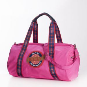 Oilily Memories Weekendbag cestovní taška 28 cm Neon Glow
