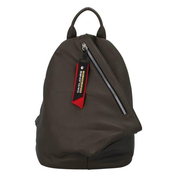 Módní dámský batoh David Jones Enita – černá