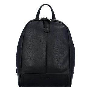 Módní dámský batoh David Jones Karla – černá