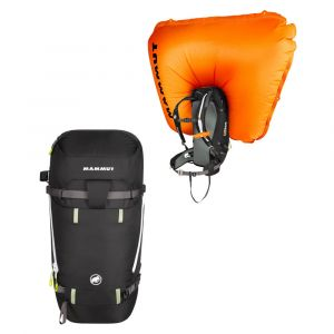 Lavinový batoh Mammut Light Removable Airbag 3.0 30l 2020 Graphite