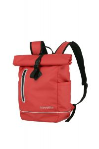 Travelite Basics Roll-up Plane Red 19l