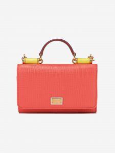 Cross body bag Dolce & Gabbana Modrá 945277