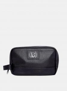 Černá kosmetická taška Burton Menswear London