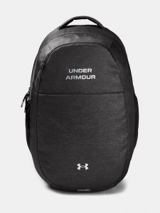 Batoh Under Armour Hustle Signature Backpack- šedá