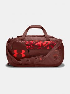 Taška Under Armour UA Undeniable 4.0 Duffle MD- červená