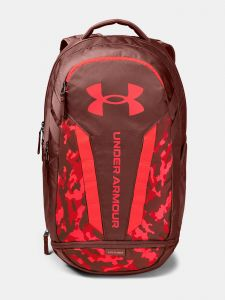 Batoh Under Armour UA Hustle 5.0 Backpack- červená