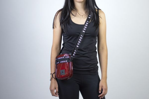 Jelly festival bag GYM RED
