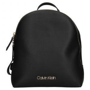 Dámský batoh Calvin Klein Valoa – černá