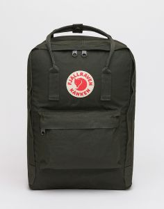 "Fjällräven Kanken Laptop 15"" 662 Deep Forest 18 l"