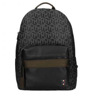 Pánský batoh Tommy Hilfiger Borek – černo-šedá