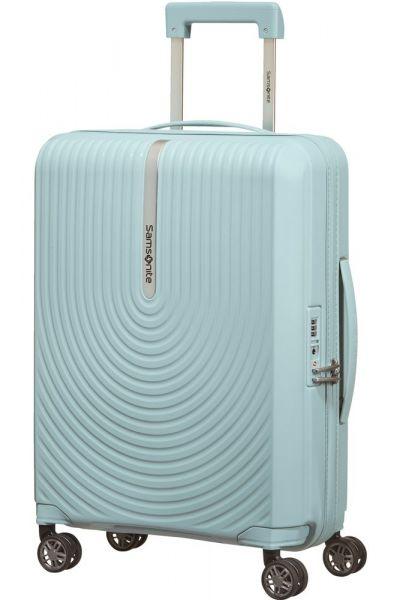 Samsonite Kabinový cestovní kufr Hi-Fi Spinner EXP 39/45 l – světle modrá