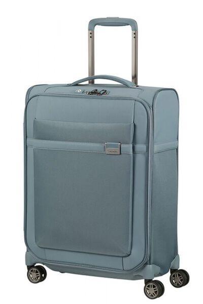 Samsonite Kabinový cestovní kufr Airea 55 cm 41 l – světle modrá