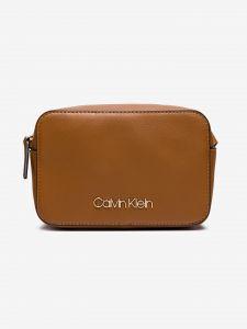 Cross body bag Calvin Klein Hnědá 981096