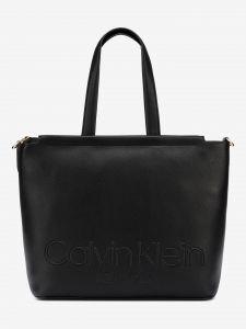 Marrone Shopper Taška Calvin Klein Černá 981107