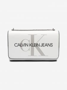 Cross body bag Calvin Klein Bílá 981108