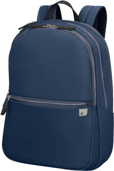 """Samsonite Dámský batoh na notebook Eco Wave 15,6"""" – MIDNIGHT BLUE"""