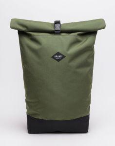 Braasi Industry Rolltop Green/Black 16 l