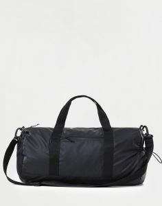 Rains Ultralight Duffel 01 Black