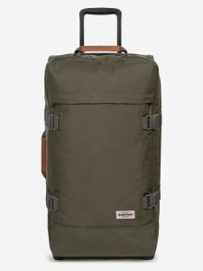 Tranverz Medium Kufr Eastpak Zelená 981865