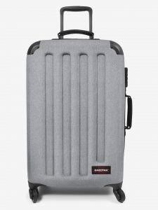 Tranzshell Medium Kufr Eastpak Šedá 981878