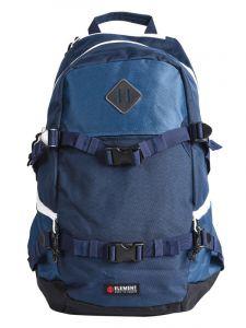 Element JAYWALKER indigo batoh do školy – modrá