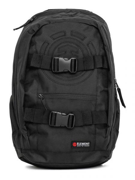 Element MOHAVE all black batoh do školy – černá
