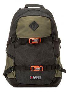 Element JAYWALKER MILITARY batoh do školy – černá