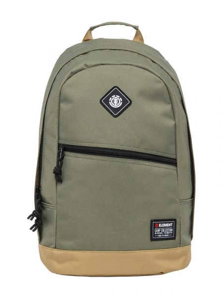Element CAMDEN MILITARY GREEN batoh do školy – zelená