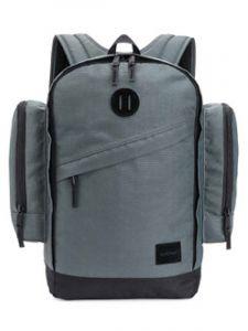 Nixon TAMARACK DARKGRAY batoh do školy – šedá