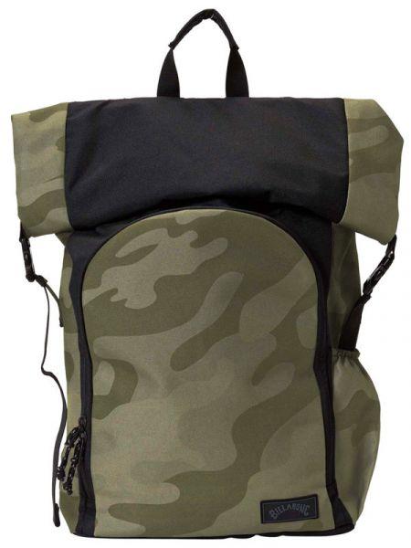 Billabong VENTURE CAMO batoh do školy – zelená