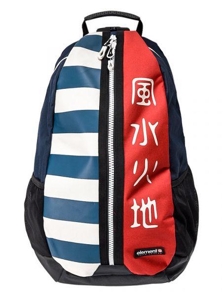 Element TOKYO BUSTLE MULTICO batoh do školy – modrá